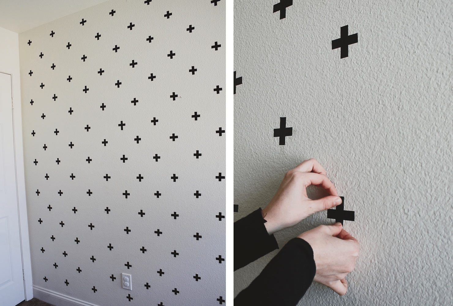 25 Unique Diy Wall Art Ideas (With Printables) | Shutterfly In Washi Tape Wall Art (Gallery 18 of 20)