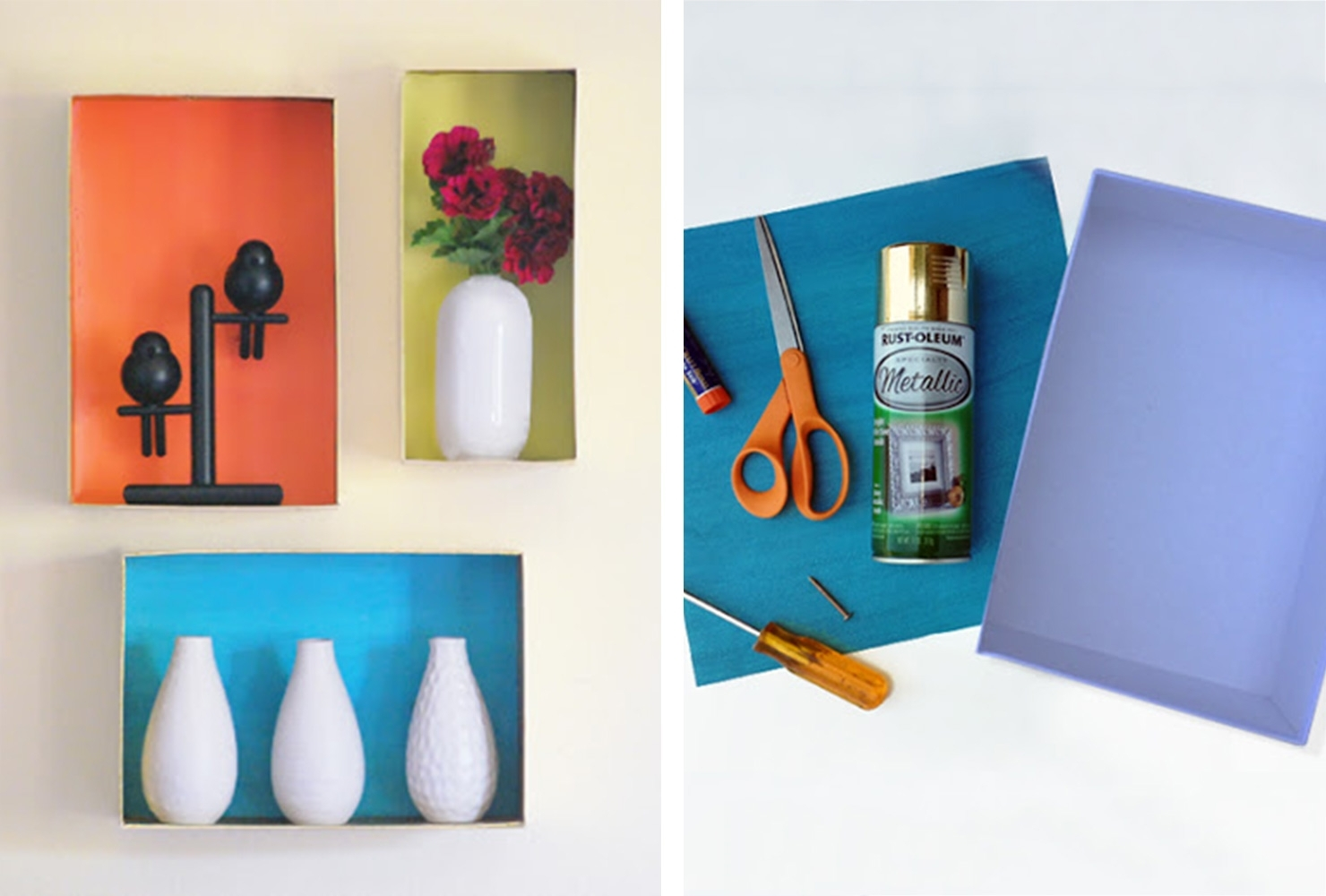 25 Unique Diy Wall Art Ideas (With Printables) | Shutterfly Pertaining To Diy Wall Art (Photo 7 of 20)