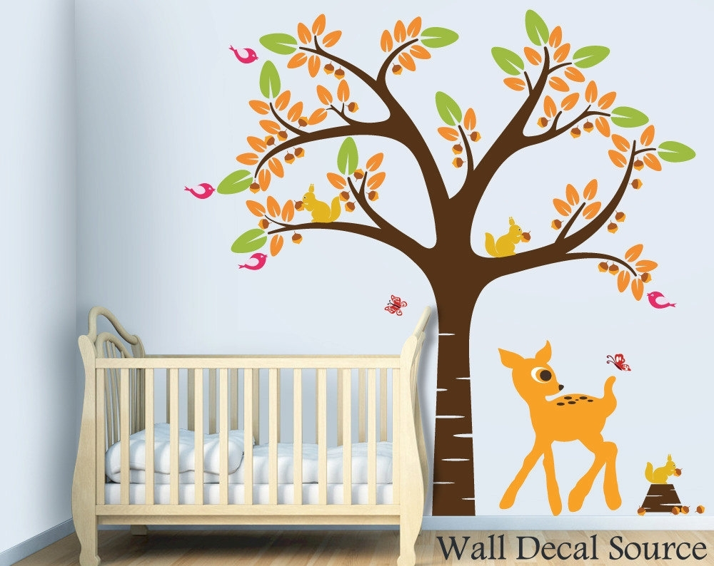 29 Baby Room Wall Art, Baby Girl Room Decor Fairy Wall Decal W Within Baby Wall Art (Photo 6 of 20)