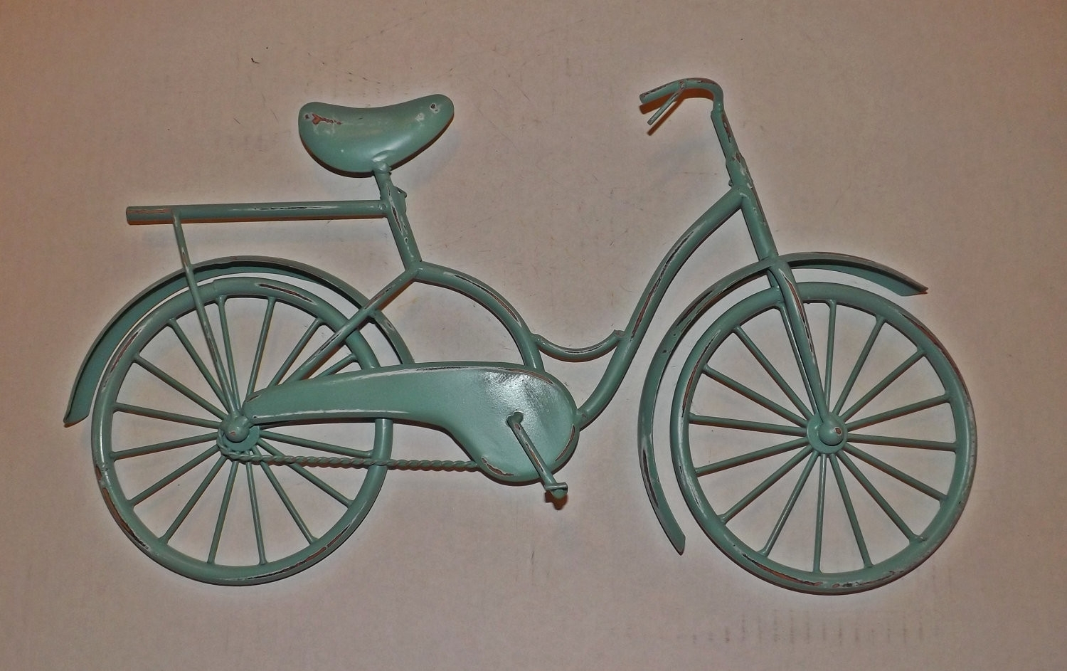 29 Lovely Bicycle Wall Decor | Wall Decor Inspiration Regarding Bicycle Wall Art (Photo 20 of 20)