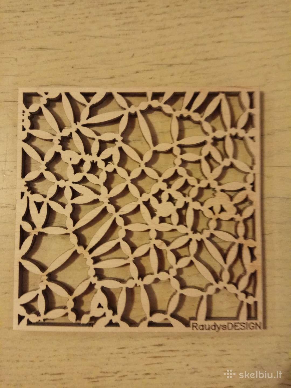2D, 3D Sienų Dekoras, Pjaustiniai, Wall Art – Skelbiu.lt In Wall Art (Gallery 10 of 20)