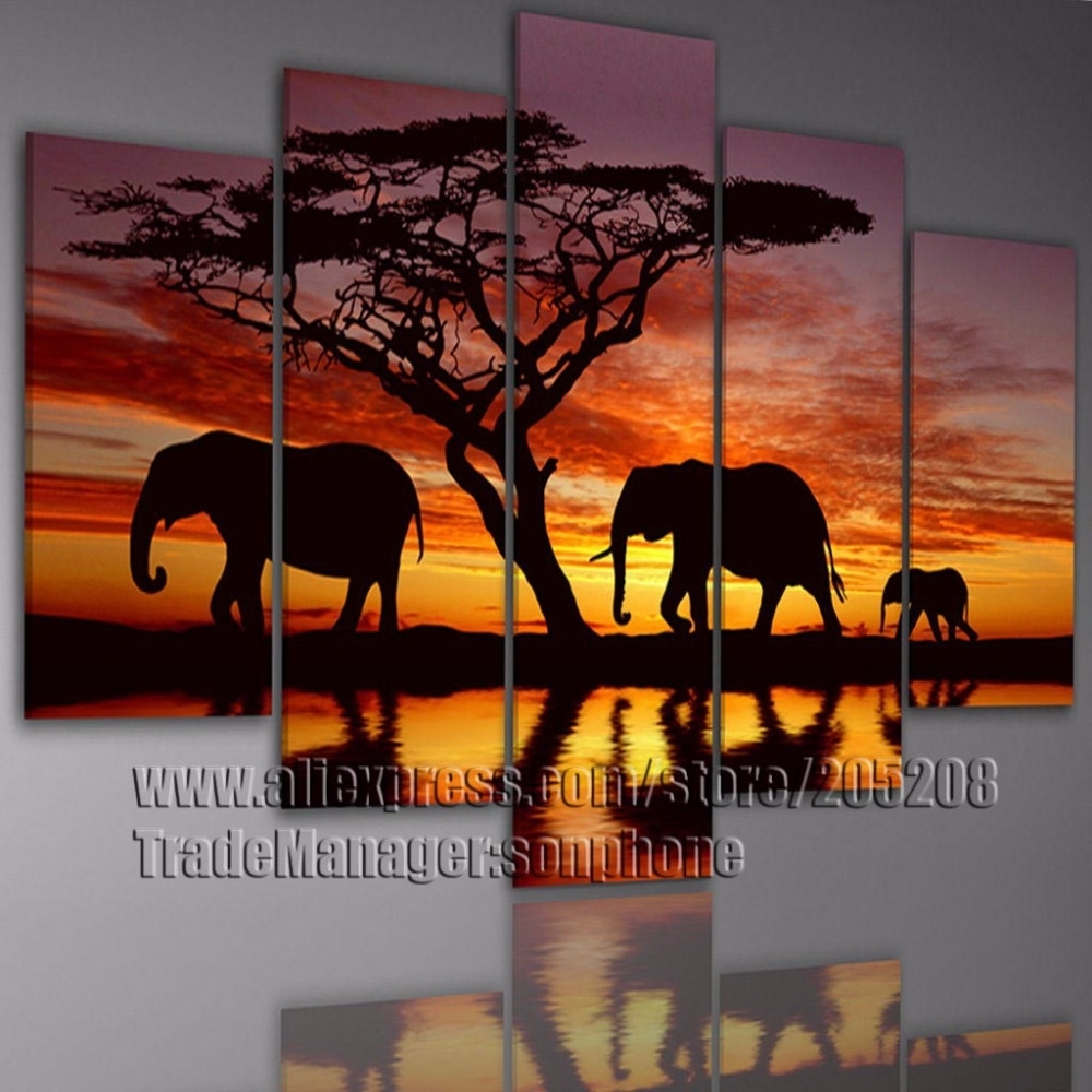 3 Piece African Wall Art Chinapricesnet, African Wall Art - Swinki pertaining to African Wall Art (Image 1 of 20)