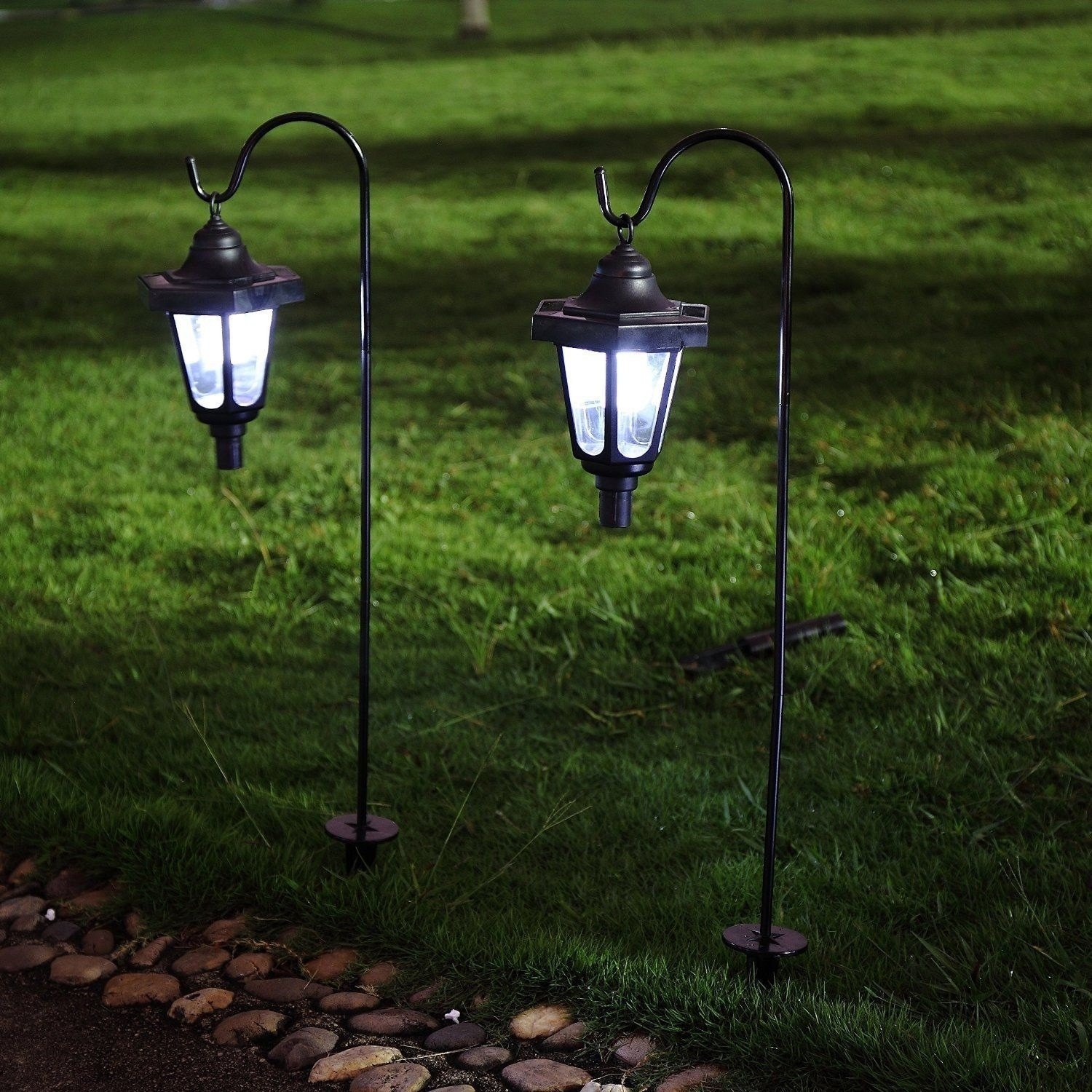30 Best Of Solar Hanging Lanterns Lights Outdoor for Elegant Outdoor Lanterns (Image 1 of 20)
