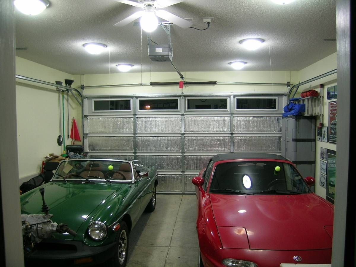 31 Best Garage Lighting Ideas (Indoor And Outdoor)   See You Car Inside Outdoor Lanterns For Garage (Photo 9 of 20)