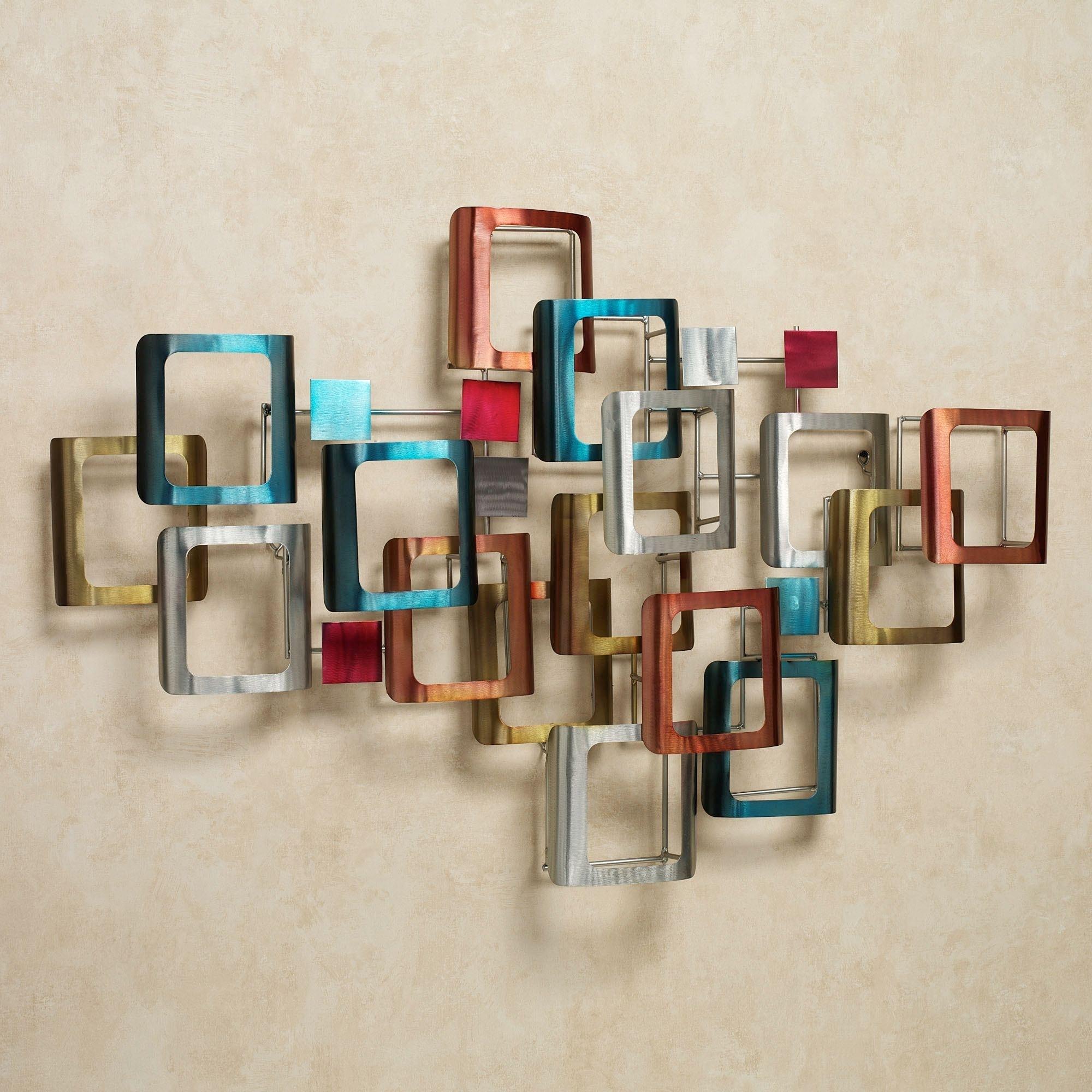 32 Tin Wall Art, Wall Art Ideas Design : Antique Simple Metal Flower Throughout Modern Metal Wall Art (Photo 10 of 20)
