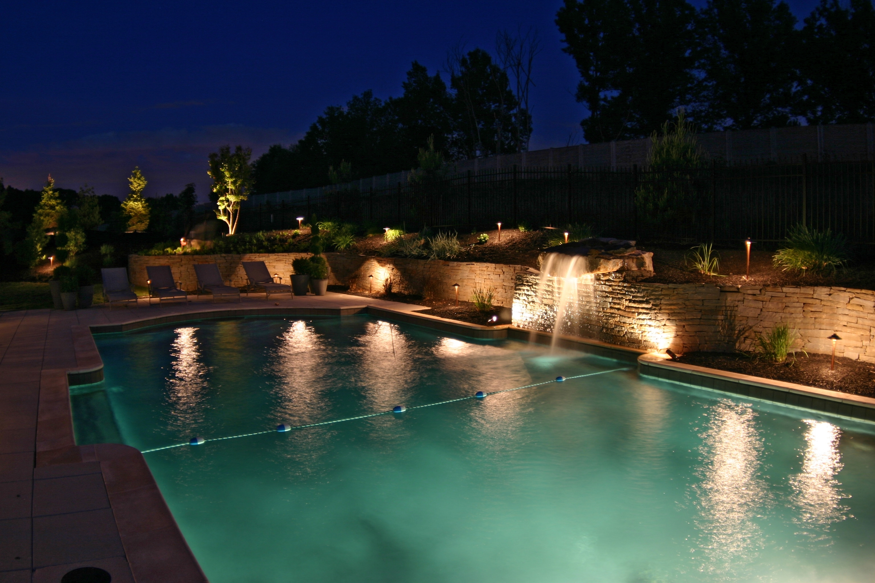 33 Staggering Outdoor Pool Lanterns Lighting Exciting That Draws A regarding Outdoor Pool Lanterns (Image 5 of 20)