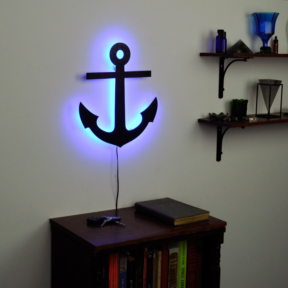 Featured Photo of Anchor Wall Art