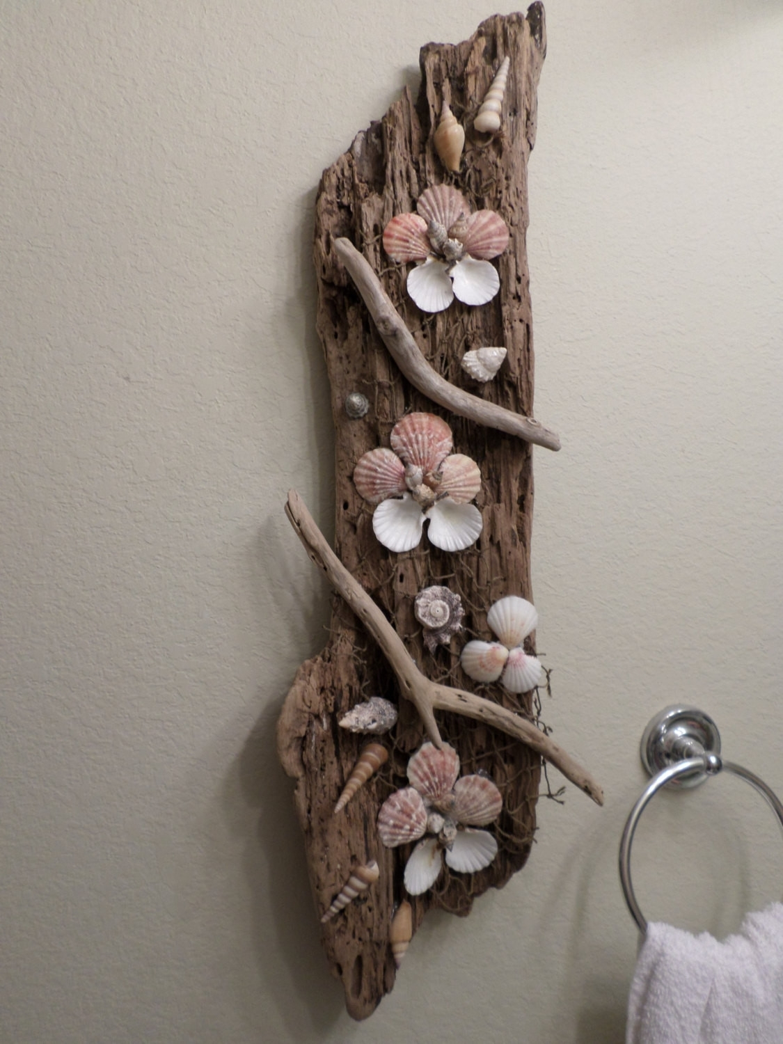 35 Unique Driftwood Wall Decor | Wall Decor Inspiration throughout Driftwood Wall Art (Image 2 of 20)