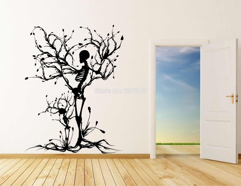35 Wall Tree Art, 34 Beautiful Wall Art Ideas And Inspiration Pertaining To Wall Tree Art (Photo 8 of 20)