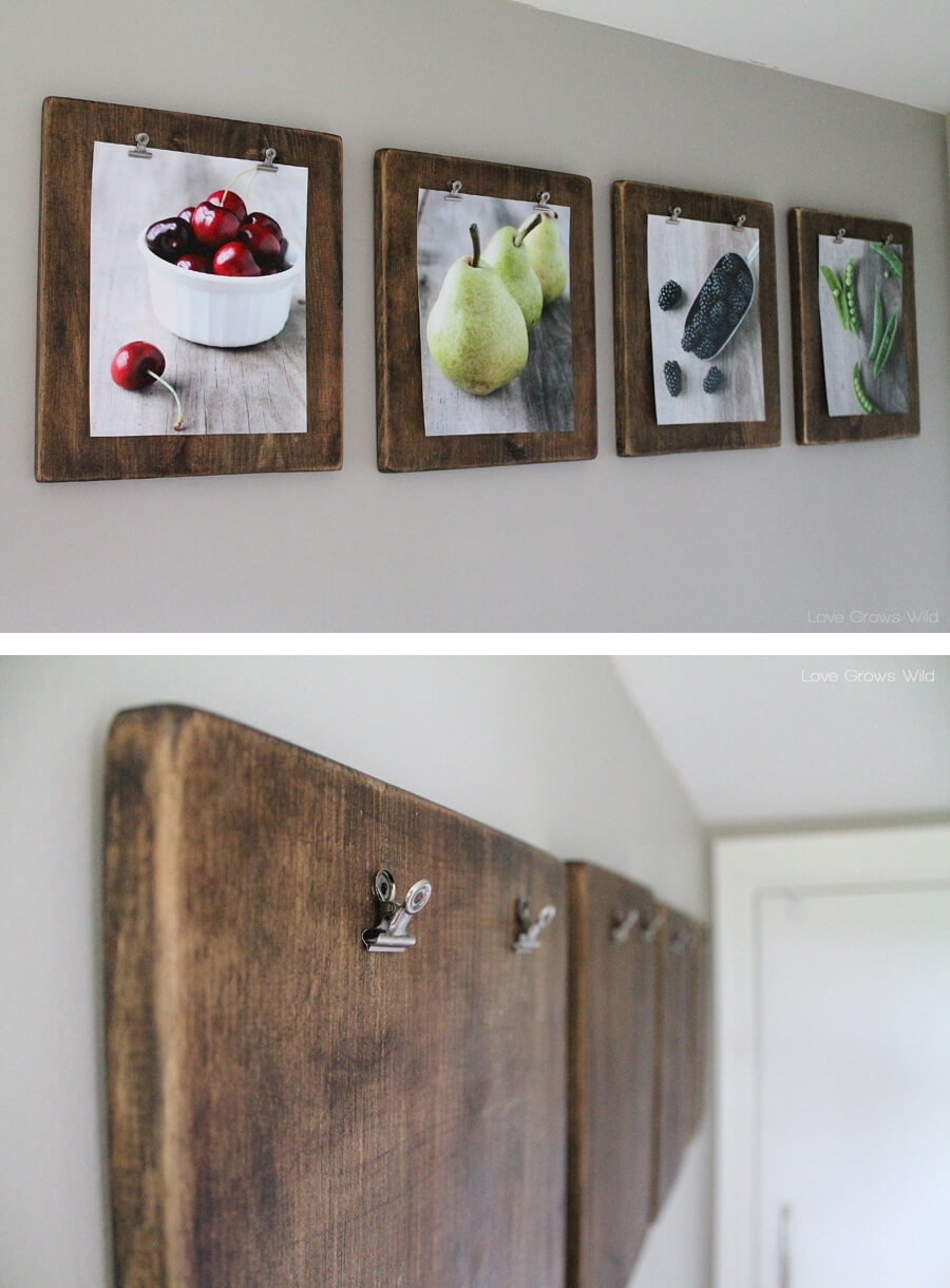 36 Best Kitchen Wall Decor Ideas And Designs For 2018 With Wall Art For Kitchen (Photo 5 of 20)
