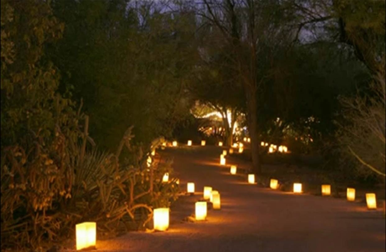 38 Innovative Outdoor Lighting Ideas For Your Garden for Outdoor Lanterns for Parties (Image 1 of 20)