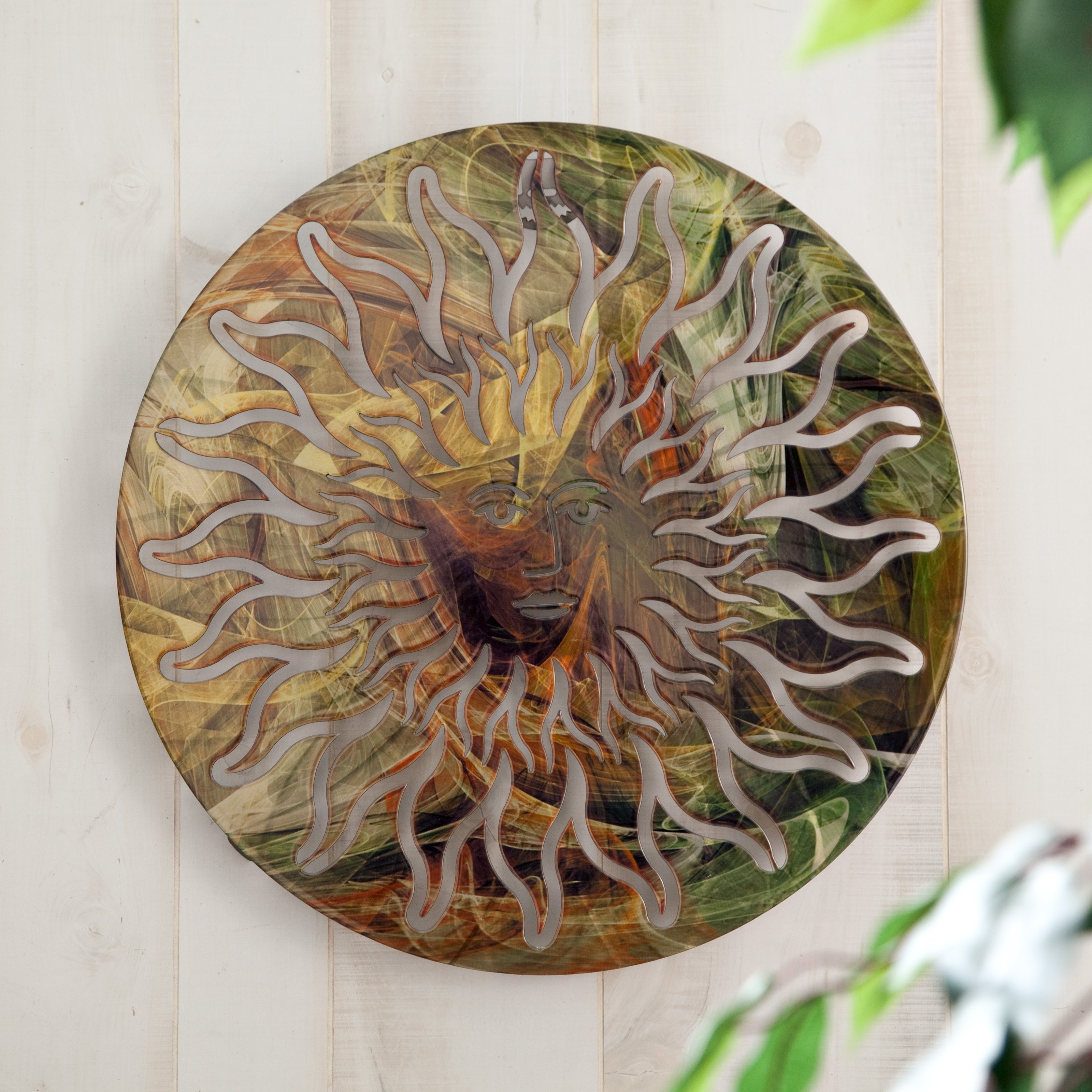 38 Outdoor Metal Wall Art, Image Gallery Large Outdoor Wall Art Throughout Large Outdoor Wall Art (Photo 15 of 20)
