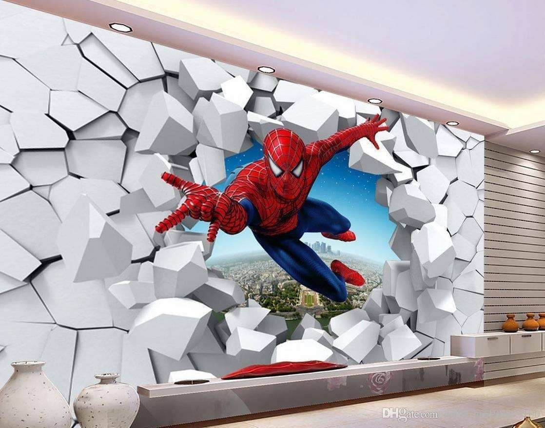 3D Wall Art Awesome 2018 Best Of 3D Wall Art Wallpaper | Painting Ideas With 3D Wall Art (View 3 of 20)
