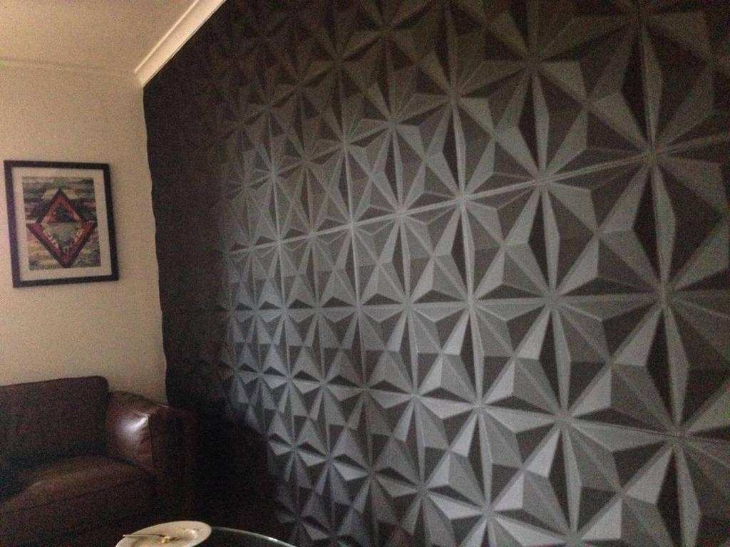 3D Wall Art Decor New Cullinans Design Decorative 3D Wall Panels Intended For Wall Art Panels (Photo 14 of 20)