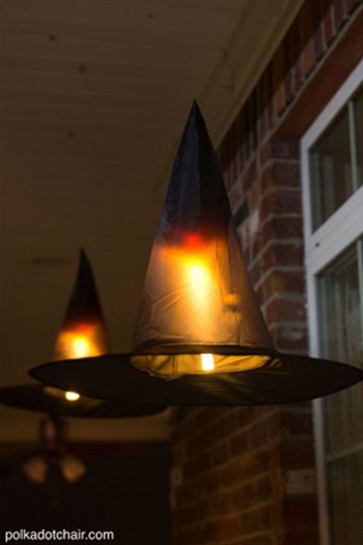 40 Best Outdoor Halloween Decoration Ideas - Easy Halloween Yard And with Outdoor Halloween Lanterns (Image 3 of 20)