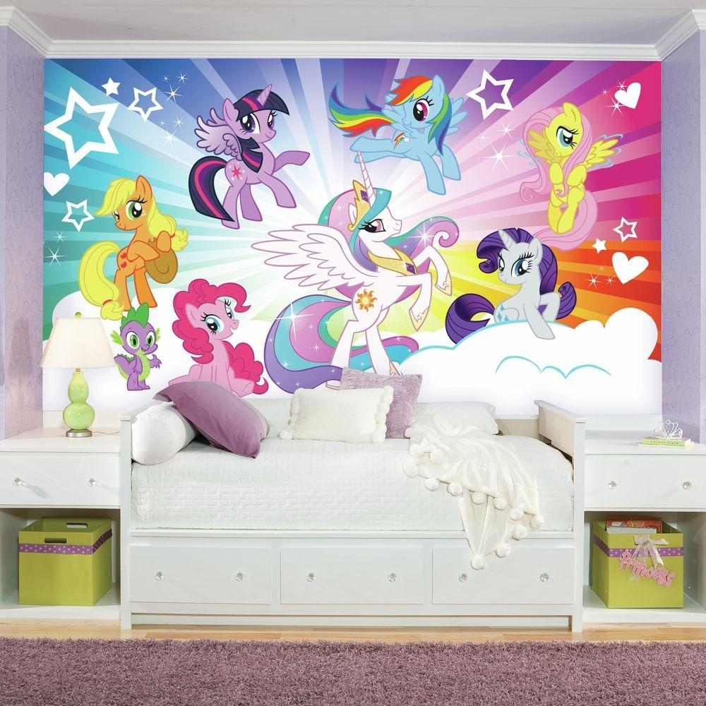 46 My Little Pony Wall Art, My Little Pony Equestria Girls Decal pertaining to My Little Pony Wall Art (Image 1 of 20)