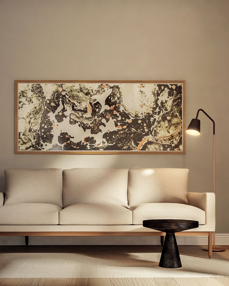 5 Budget Friendly Ways To Try The Large Wall Art Decor Trend In Large Wall Art (Photo 9 of 20)