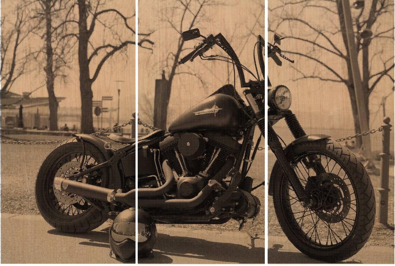 5 Piece Canvas Art Motorcycle Harley Davidson Canvas Vehicle Wall Throughout Harley Davidson Wall Art (Photo 18 of 20)