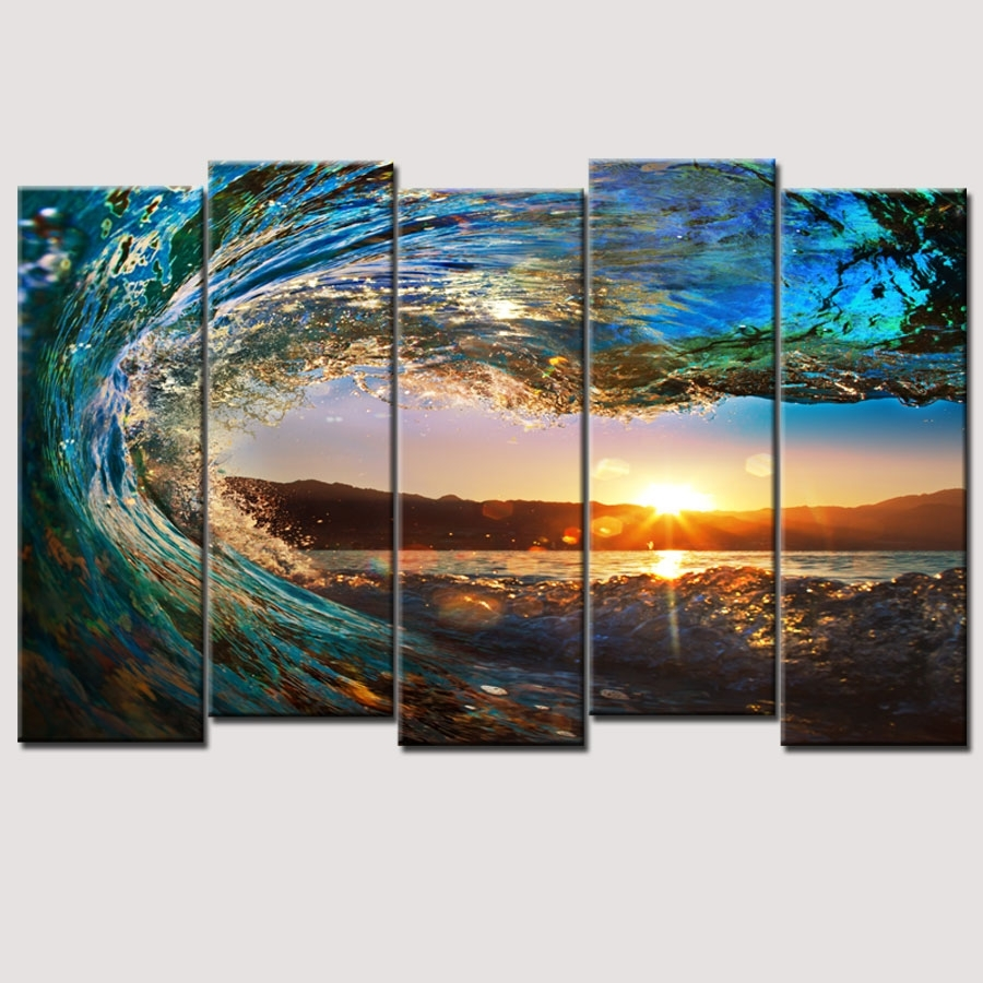 53 Oversized Canvas Wall Art, Colorful Extra Large Canvas Oversized Regarding Oversized Canvas Wall Art (Photo 6 of 20)