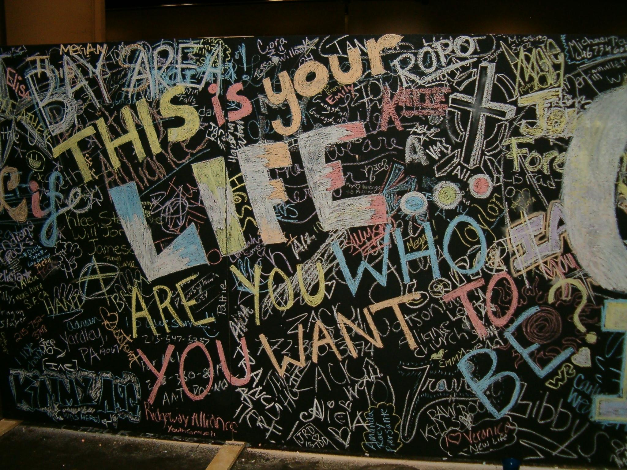 55 Chalkboard Wall Art, Chalkboard Wall Kitchen , Chalkboard Wall within Chalkboard Wall Art (Image 3 of 20)