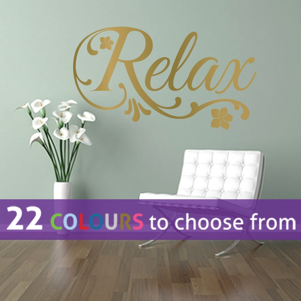 56 Relax Wall Art, A Long And Well Crafted French Art Nouveau Pine Pertaining To Relax Wall Art (Photo 13 of 20)