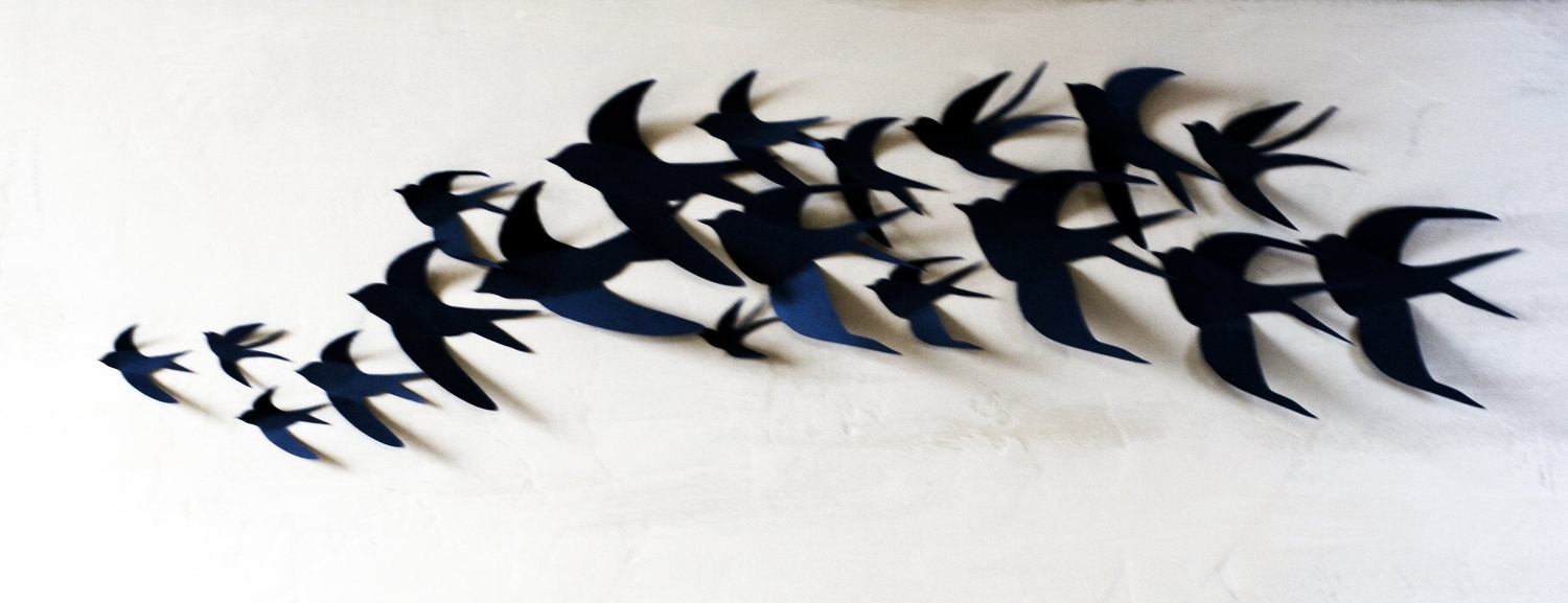 60] Awesome Bird Wall Decor Pictures Inside Bird Wall Art (Gallery 20 of 20)