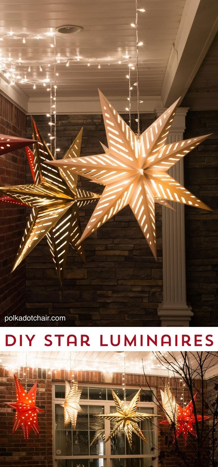 86 Best Christmas Outdoor Decor ☃ Images On Pinterest | Christmas Pertaining To Outdoor Lanterns For Christmas (Gallery 9 of 20)