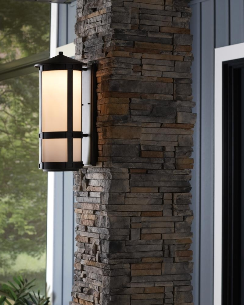 8735991Ds 71,extra Large Led Outdoor Wall Lantern,antique Bronze Inside Extra Large Outdoor Lanterns (Photo 9 of 20)