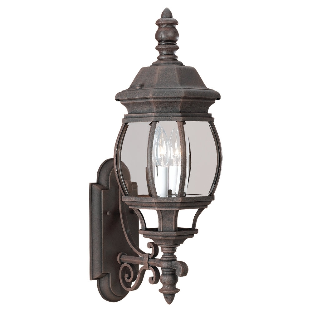 88201-821,two Light Outdoor Wall Lantern,tawny Bronze throughout Outdoor Lighting Onion Lanterns (Image 1 of 20)