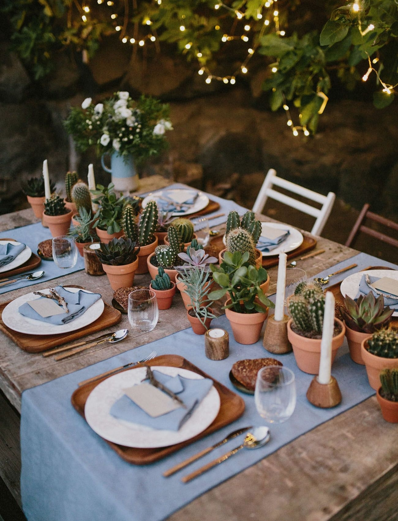 A Free-Spirited Elopement On The Volcanic Island Of Lanzarote in Cacti Brass Coffee Tables (Image 1 of 30)