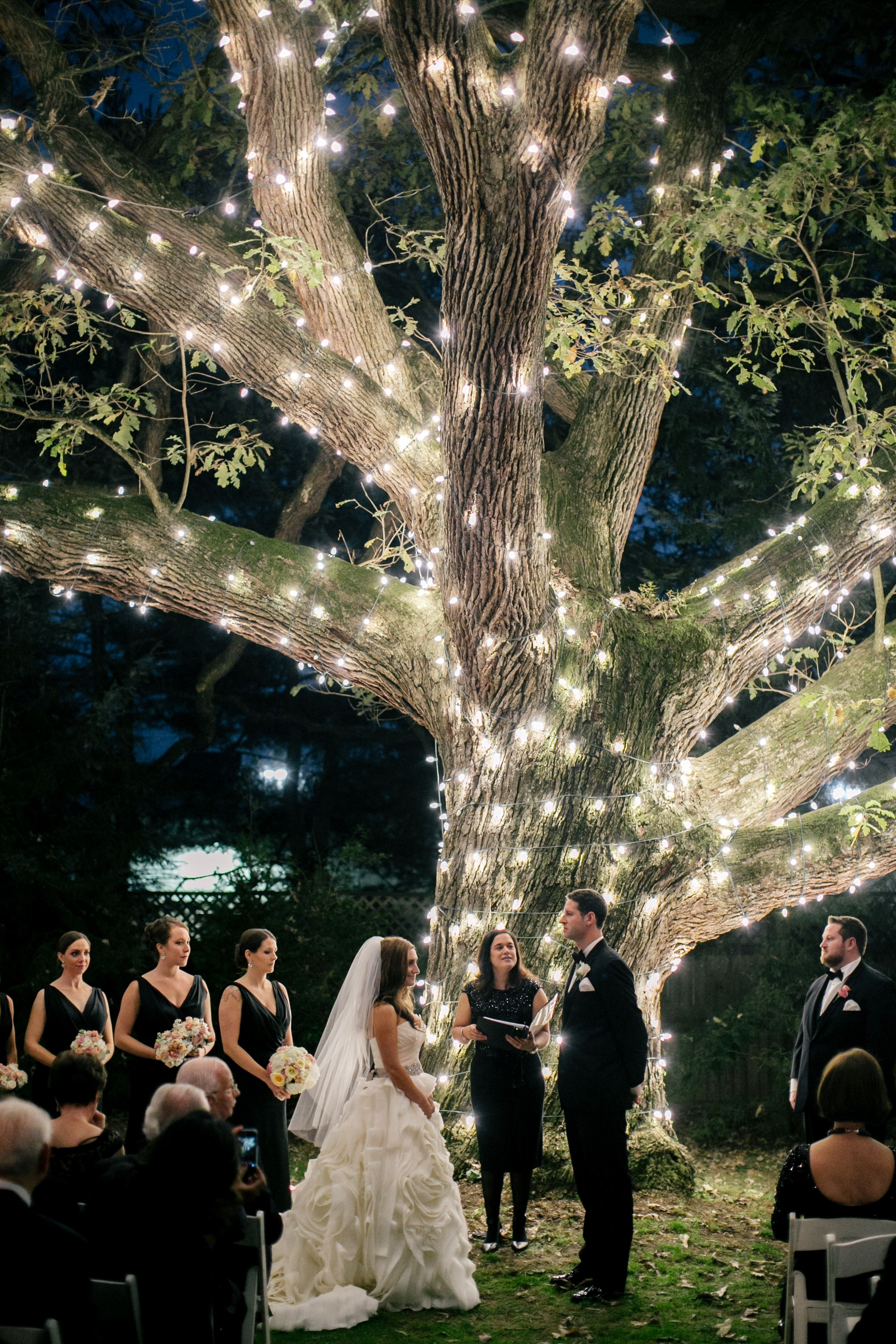 A Magical, Romantic Wedding At Aldie Mansion In Doylestown throughout Outdoor Lanterns For Wedding (Image 1 of 20)