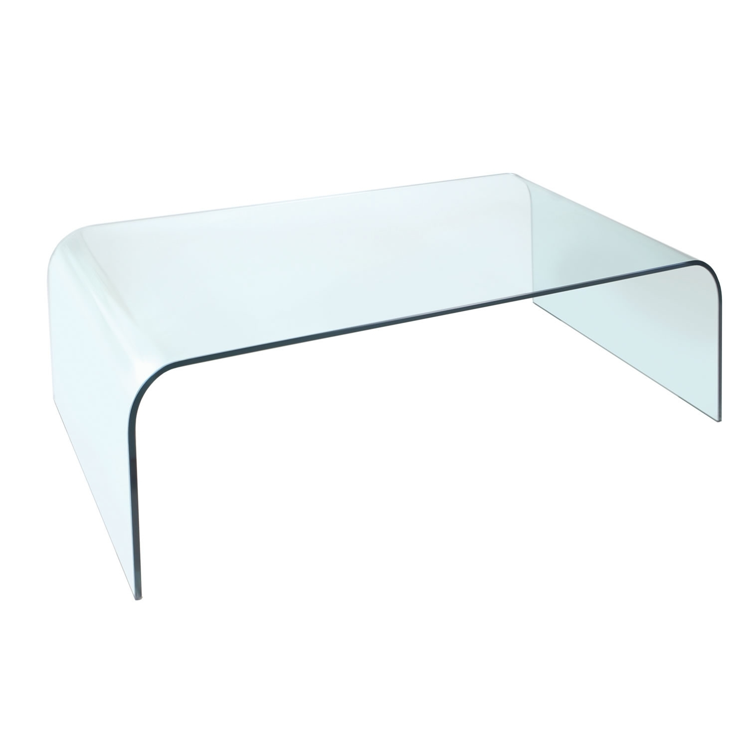 Acrylic Coffee Table For Sale Unique Oval Clear Glass Coffee Table regarding Modern Acrylic Coffee Tables (Image 4 of 30)