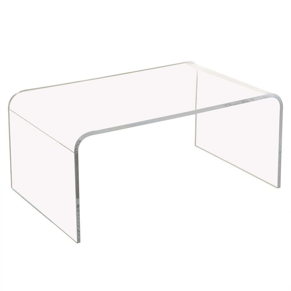 Acrylic Coffee Tables | Furniture Design regarding Modern Acrylic Coffee Tables (Image 6 of 30)