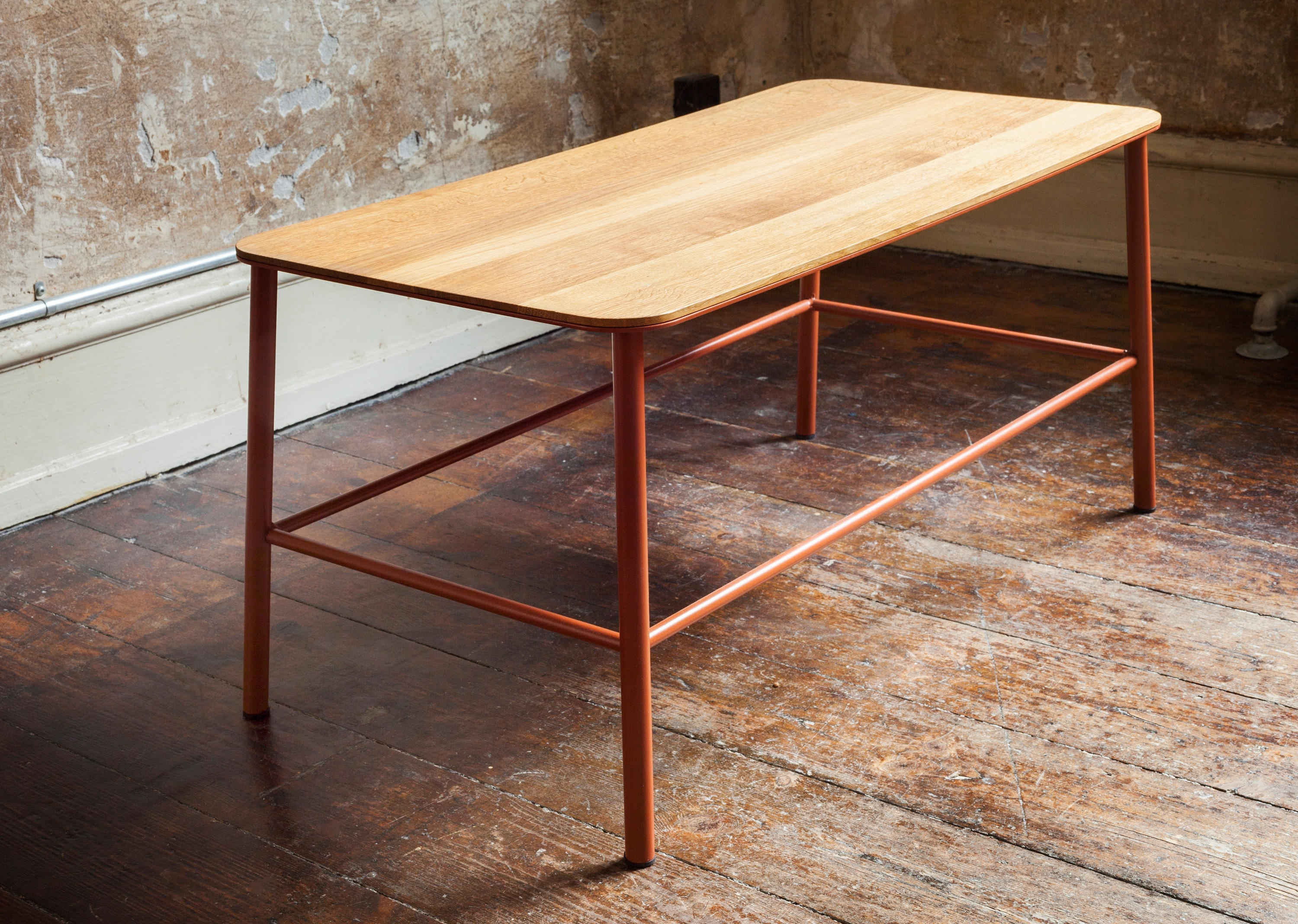 Adam Low Table Large - Coffee Tables From Frama | Architonic regarding Adam Coffee Tables (Image 10 of 30)