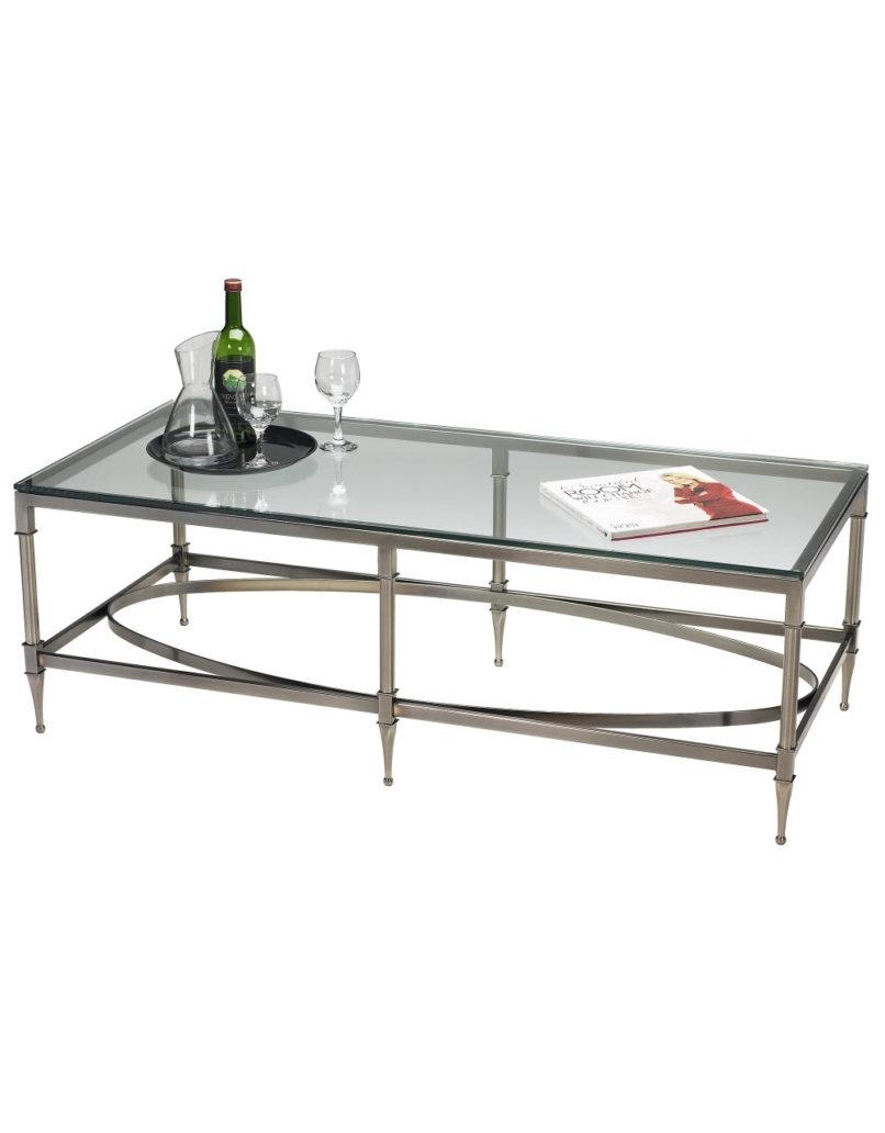 Adam Rectangular Coffee Table - Gluckstein Home inside Adam Coffee Tables (Image 15 of 30)