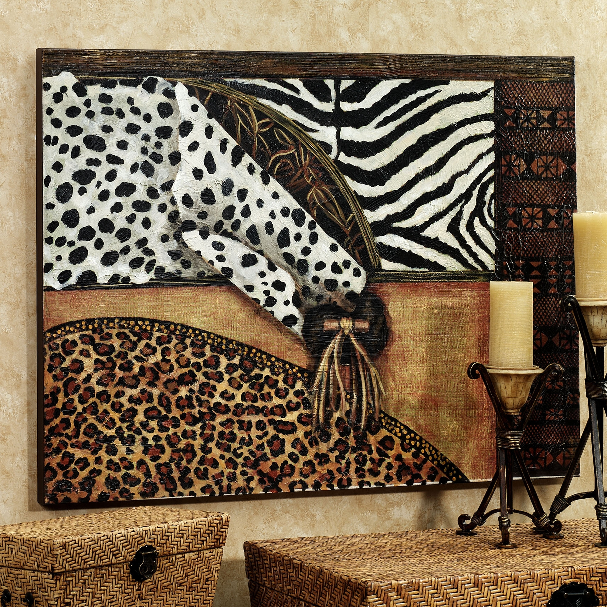 African Wall Decor Superb African Wall Decor - Wall Decoration And in African Wall Art (Image 8 of 20)