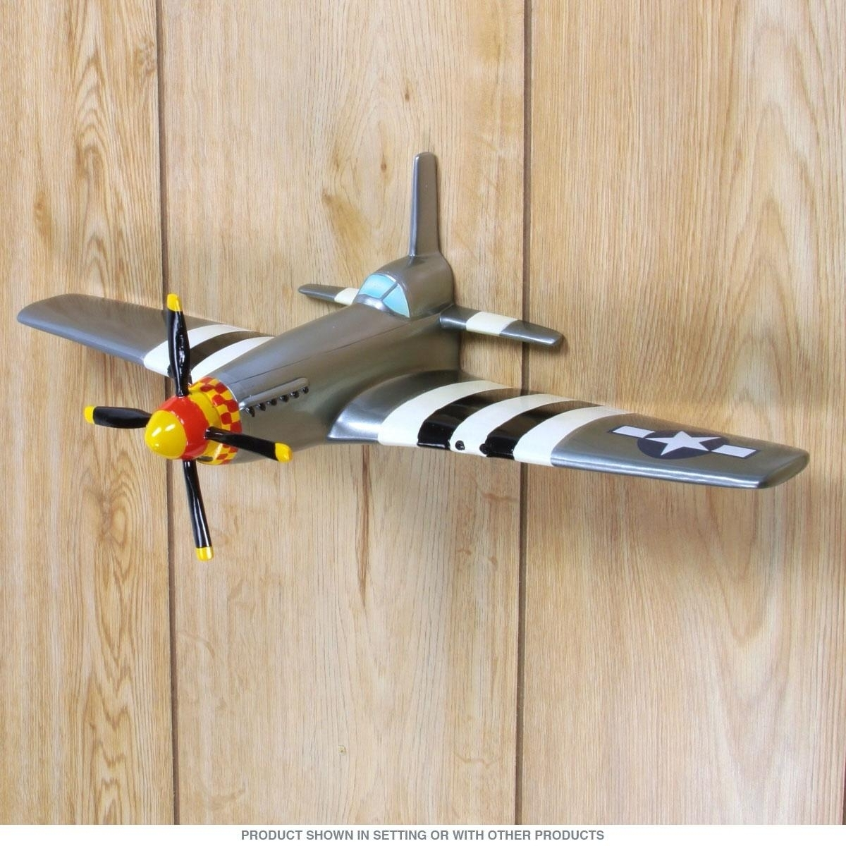 Airplane Wall Art Etsy Roger Roger Airplane Canvas By, Airplane in Airplane Wall Art (Image 8 of 20)
