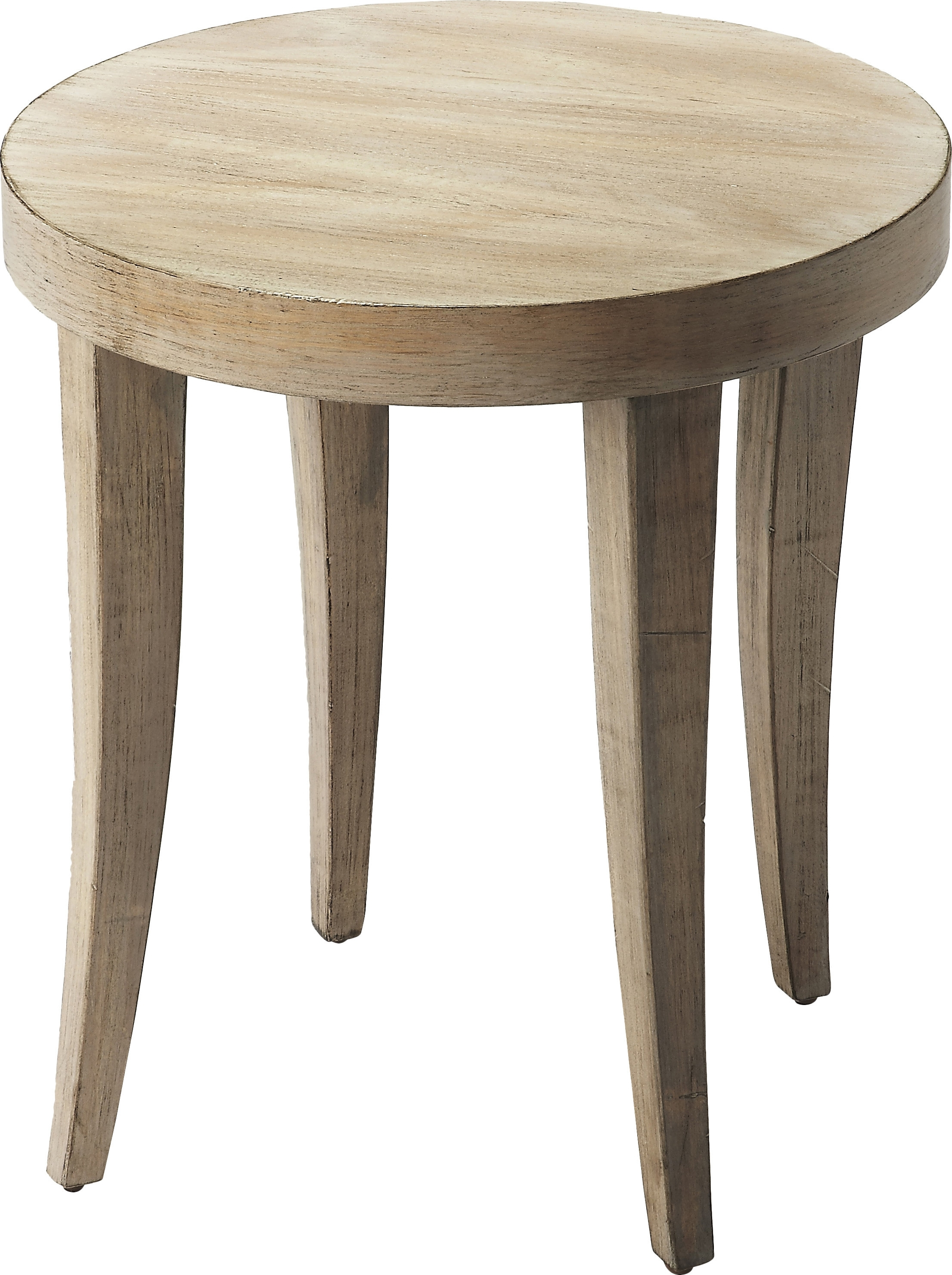 Alcott Hill Kildare Seton End Table | Wayfair throughout Oslo Burl Wood Veneer Coffee Tables (Image 1 of 30)