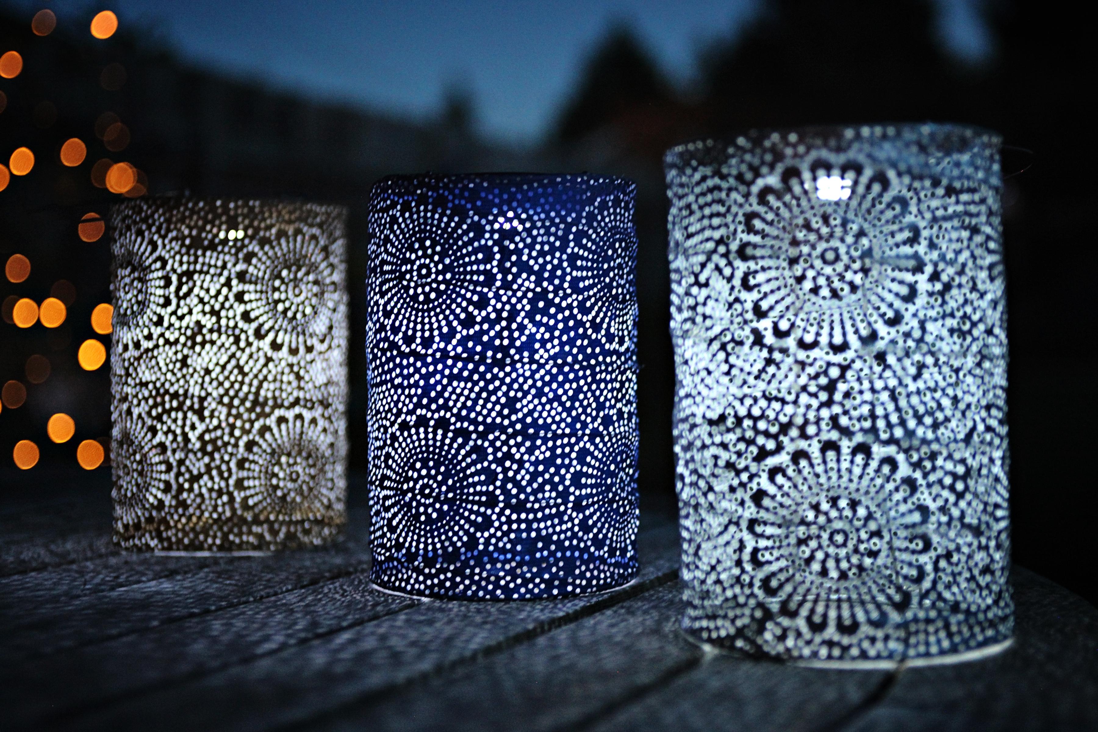 Allsop Home & Garden Indoor/outdoor Solar Lanterns - The Cook's Cook regarding Outdoor Solar Lanterns (Image 2 of 20)