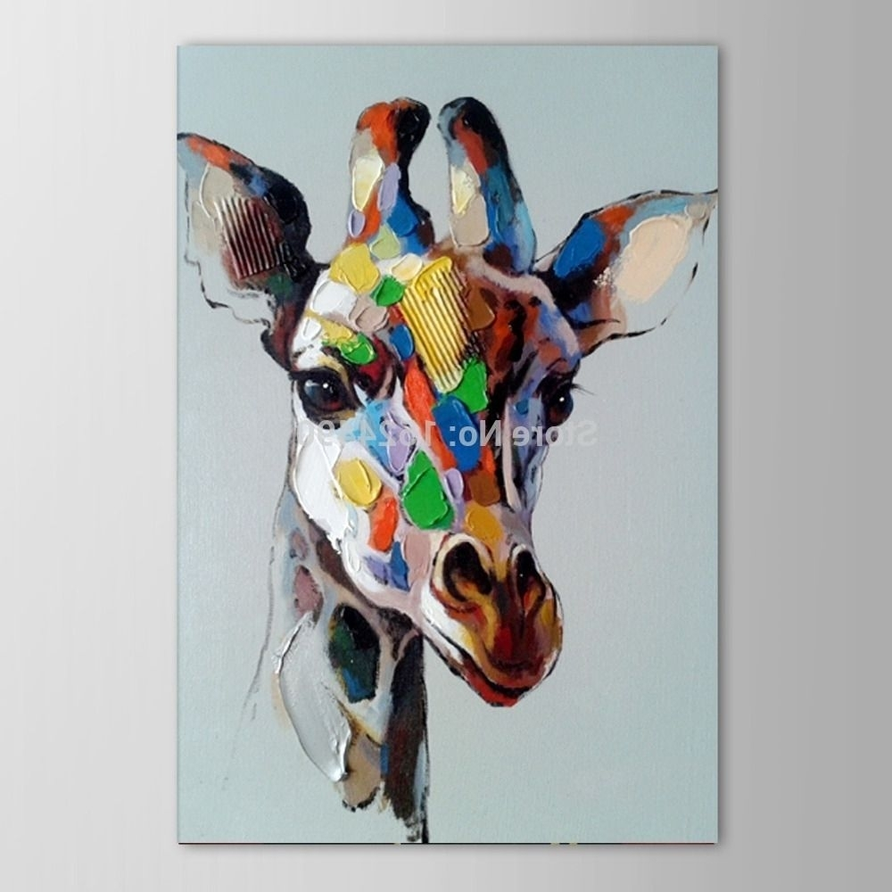 Amazing Best Of Animal Canvas Wall Art Trends And Concept Animal throughout Animal Canvas Wall Art (Image 6 of 20)