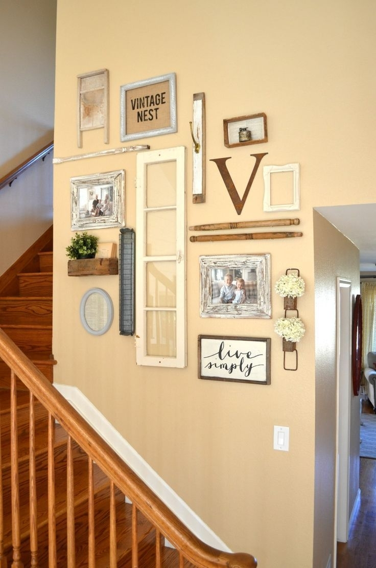 Amazing Country Wall Decor Idea Modern Rustic Gallery The Art in Country Wall Art (Image 3 of 20)