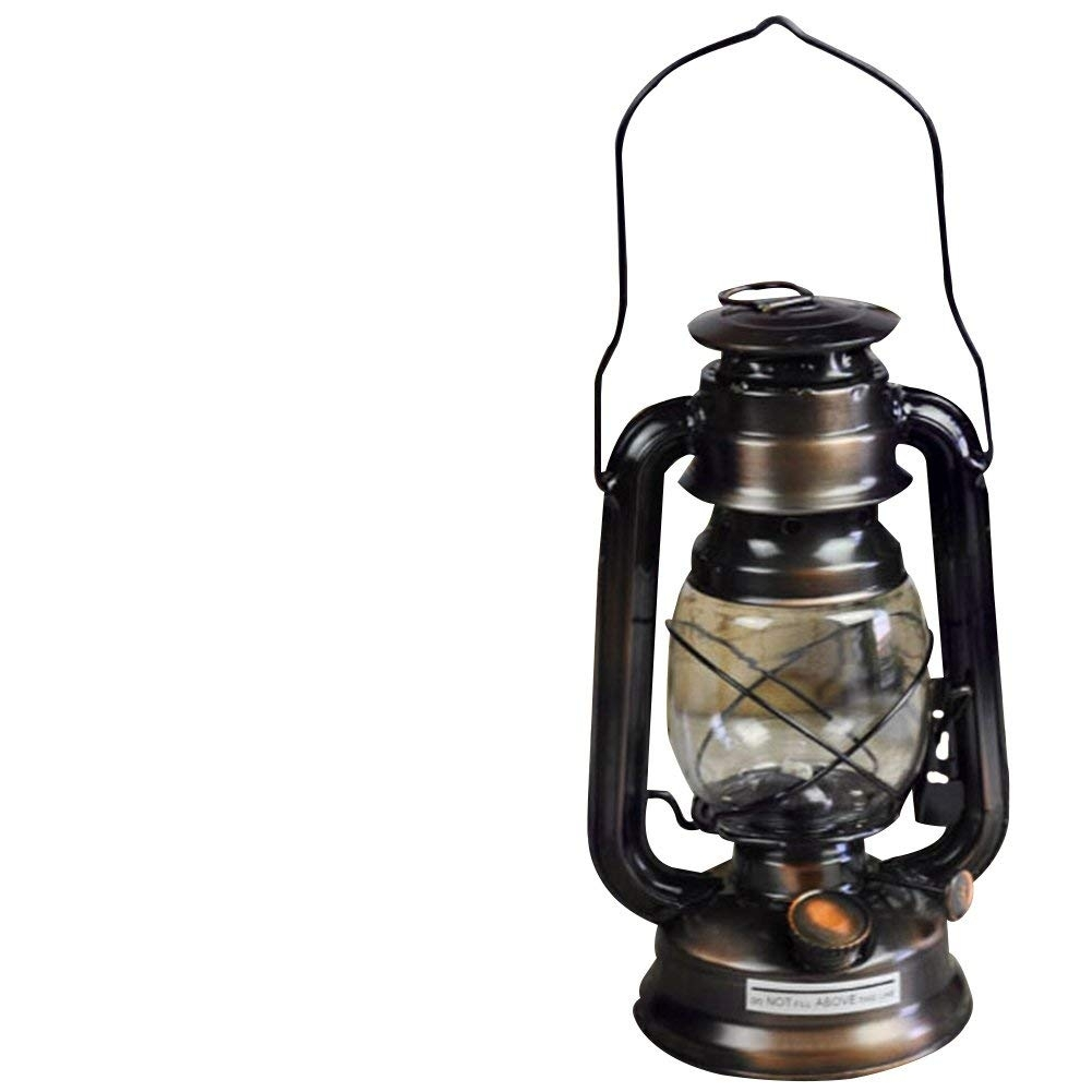 Amazon: Aimeart Retro Kerosene Lamp Prop Home Decoration Outdoor intended for Decorative Outdoor Kerosene Lanterns (Image 3 of 20)