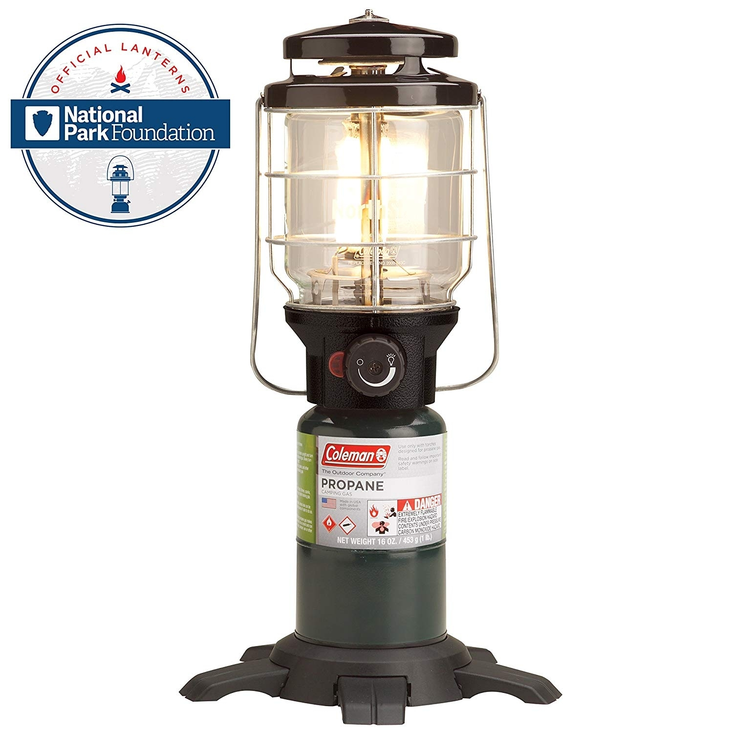 Amazon : Coleman Northstar Propane Lantern : Camping Lanterns with Outdoor Propane Lanterns (Image 2 of 20)