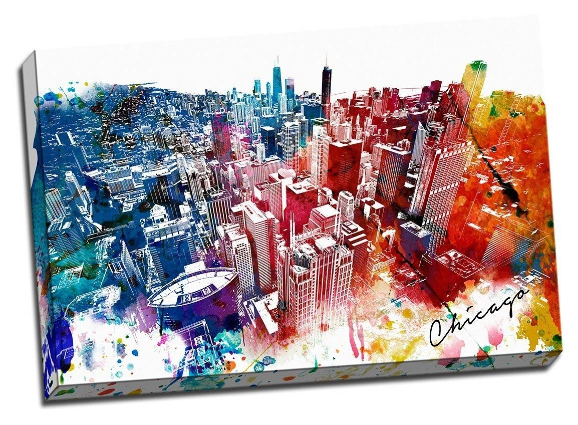 Featured Photo of Colorful Wall Art
