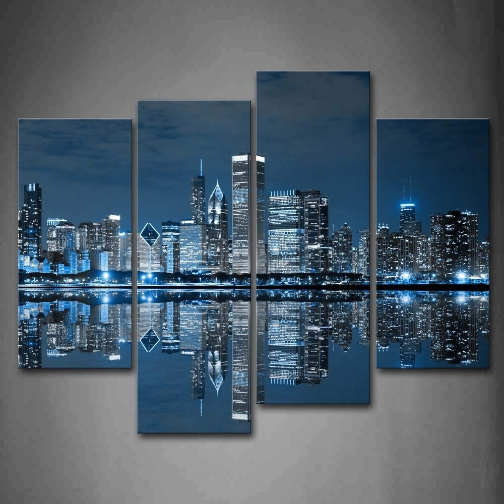 Popular Photo of Chicago Wall Art