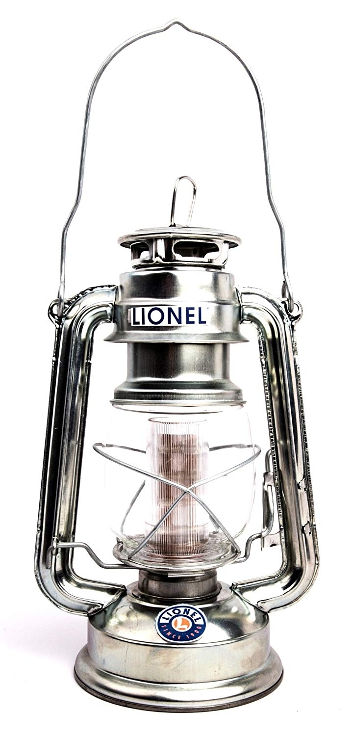 Amazon: Lionel Trains Silver Lantern: Toys & Games Pertaining To Outdoor Railroad Lanterns (View 1 of 20)