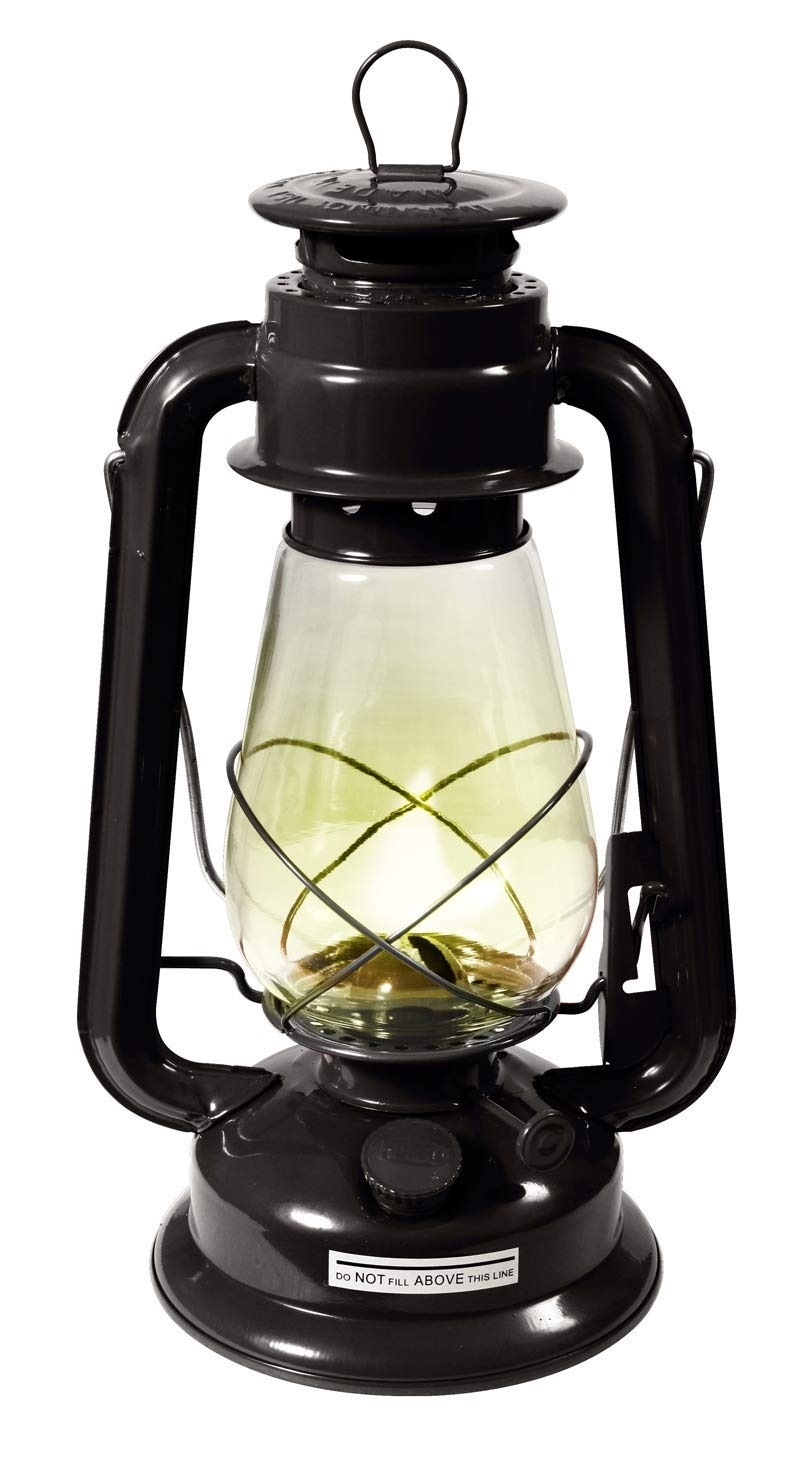 Amazon : Rothco Kerosene Lantern, Black, 12'' : Camping Lanterns with Outdoor Kerosene Lanterns (Image 2 of 20)