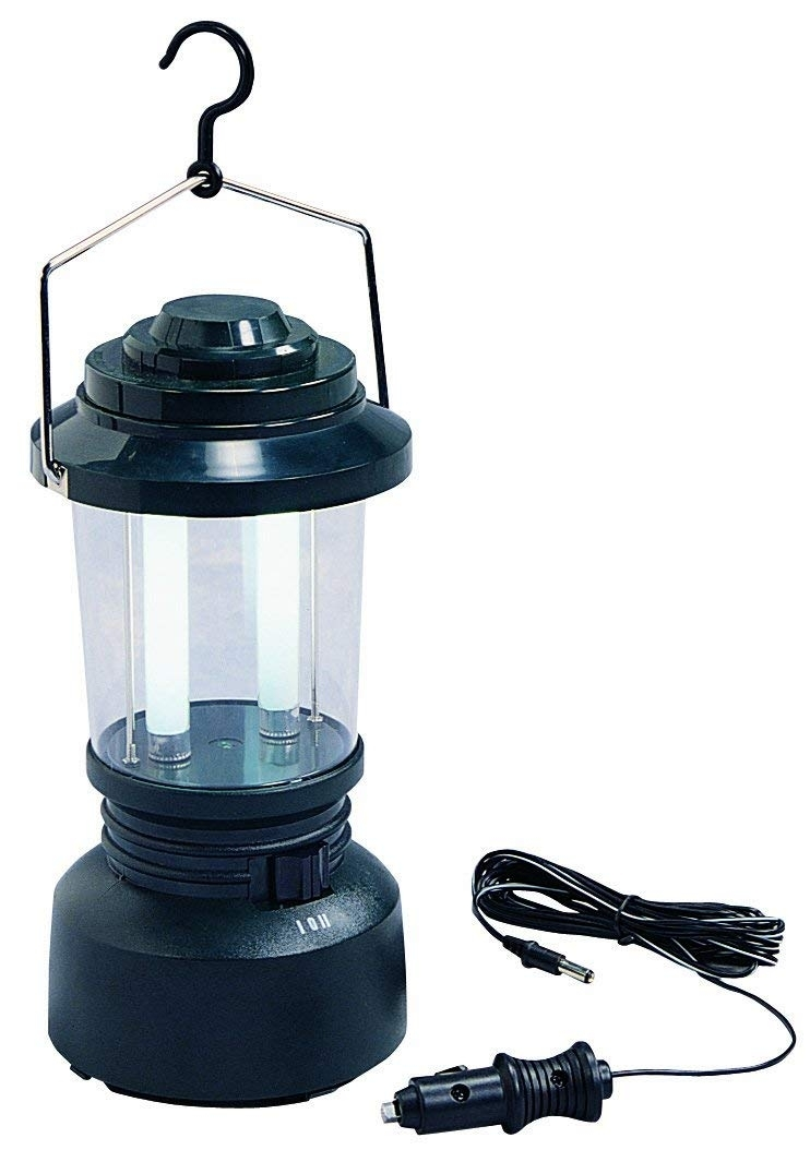 Amazon : Stansport Outdoor 126 60 2 Tube Fluorescent Lantern Throughout Outdoor Rechargeable Lanterns (View 3 of 20)
