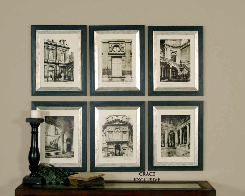 Amusing Wall Art Designs Framed Wall Art Uttermost Paris Scene inside Uttermost Wall Art (Image 4 of 20)