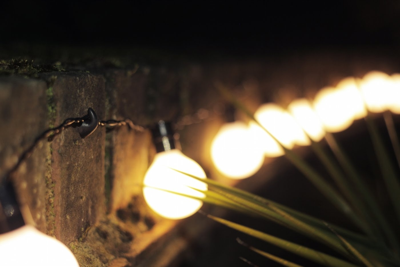 An Easy Way To Hang String Lights Outside - Youtube with regard to Outdoor Rope Lanterns (Image 3 of 20)